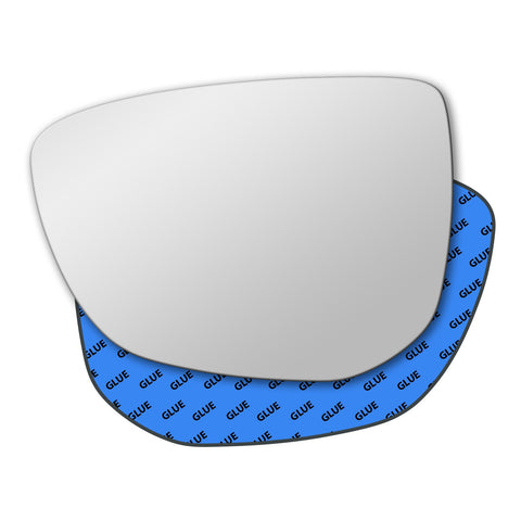 Mirror glass for Peugeot 301 2012 - 2020