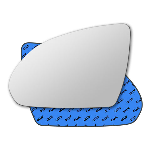 Mirror glass for Kia Optima Mk4 2016 - 2020