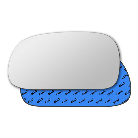 Mirror glass for Toyota Carina 1992 - 1998