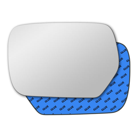Mirror glass for Mitsubishi Outlander Mk1 2003 - 2006