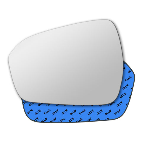 Mirror glass for Ford Fusion 2013 - 2020