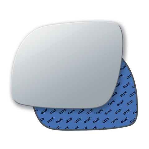 Mirror glass for Volkswagen Golf Mk4 1997 - 2004