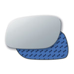 Mirror glass for Lincoln Town Car 1998 - 2011