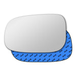 Mirror glass for Volvo V50 Mk1 2007 - 2010
