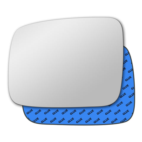 Mirror glass for Volkswagen Transporter T4 Van 1990 - 2003