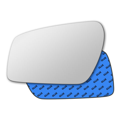 Mirror glass for Ford Focus Mk2 2004 - 2007