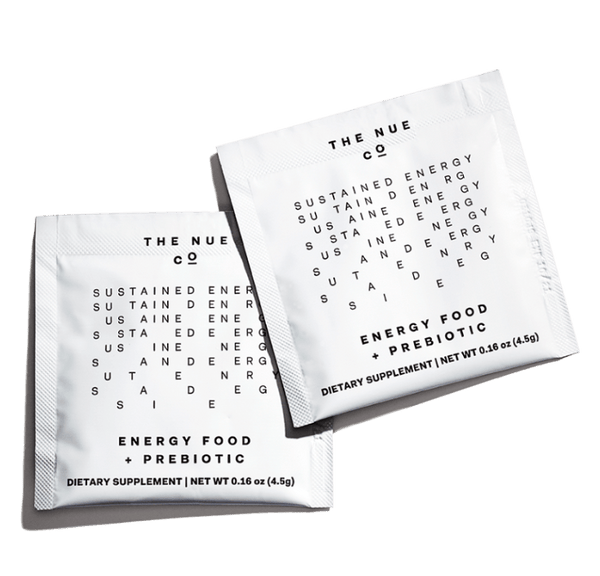 ENERGY FOOD + PREBIOTIC - SACHETS