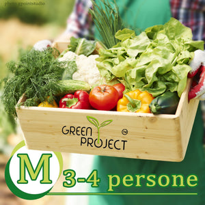 GreenBox M | 3-4 persone