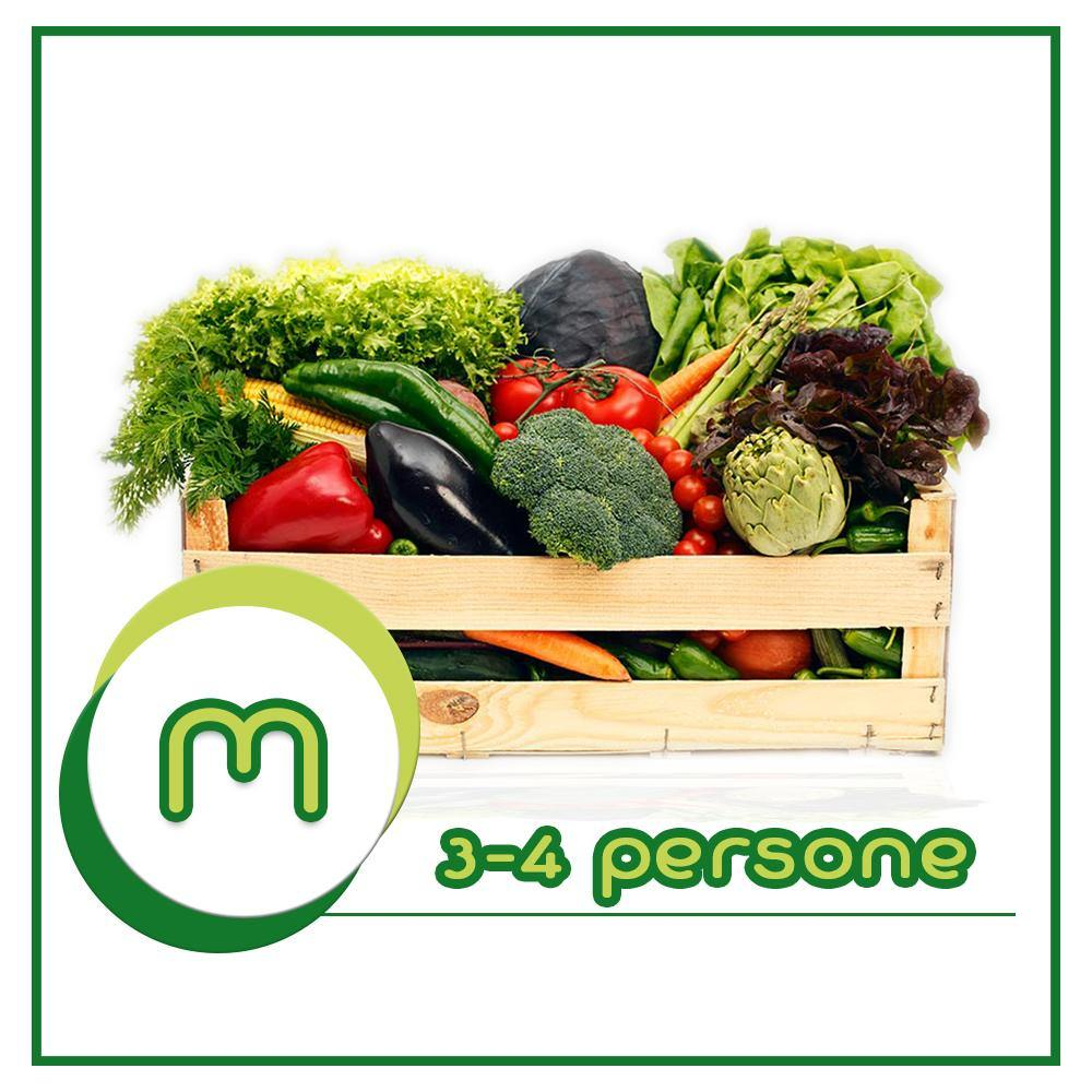5 GreenBox M | 3-4 persone