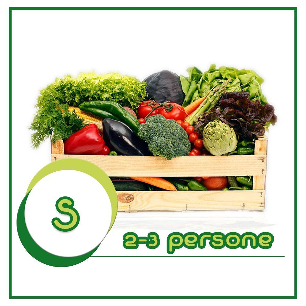 5 GreenBox S | 2-3 persone