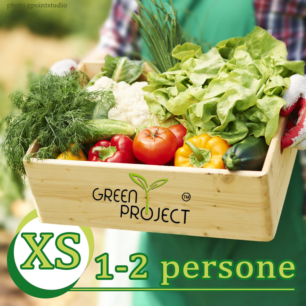 GreenBox XS | 1-2 persone