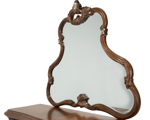 Aico Platine de Royale Dresser Mirror in Light Espresso 09060-229 CLOSEOUT image