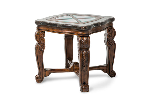 AICO Tuscano Melange End Table in Melange 34202-34 image