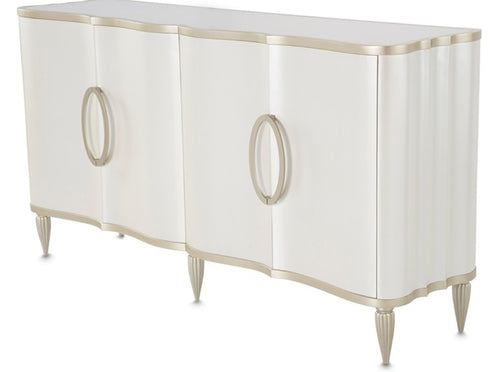 AICO Furniture London Place Sideboard in Creamy Pearl image