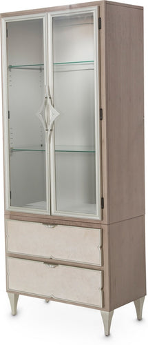 AICO Camden Court Display Cabinet in Pearl 9005209-126 image