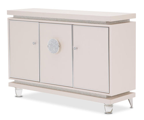 Aico Glimmering Heights 3 Door Sideboard in Ivory 9011007-111 image