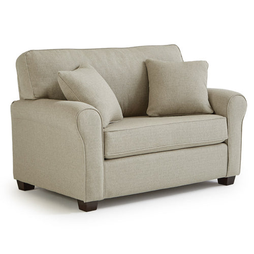 Shannon Collection CHAIR&HALF W/AIR TWIN SLEEPER image