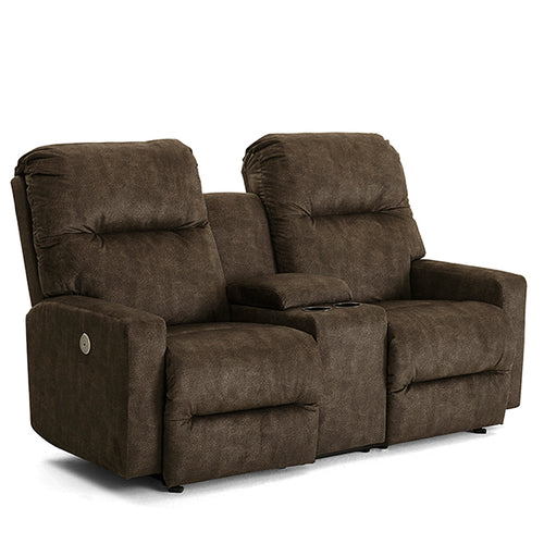 Kenley SPACE SAVER CONSOLE LOVESEAT image