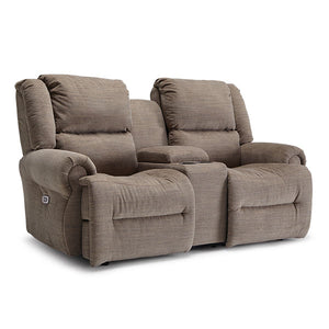 Genet SPACE SAVER CONSOLE LOVESEAT image