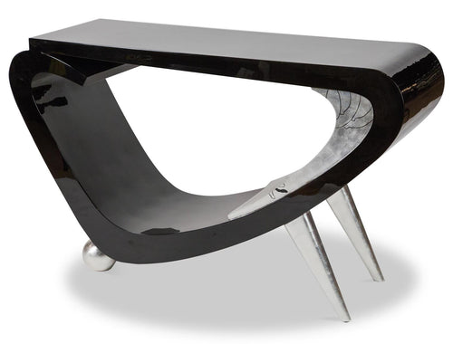 Aico Furniture Illusions Console Table FS-ILUSN-049 image