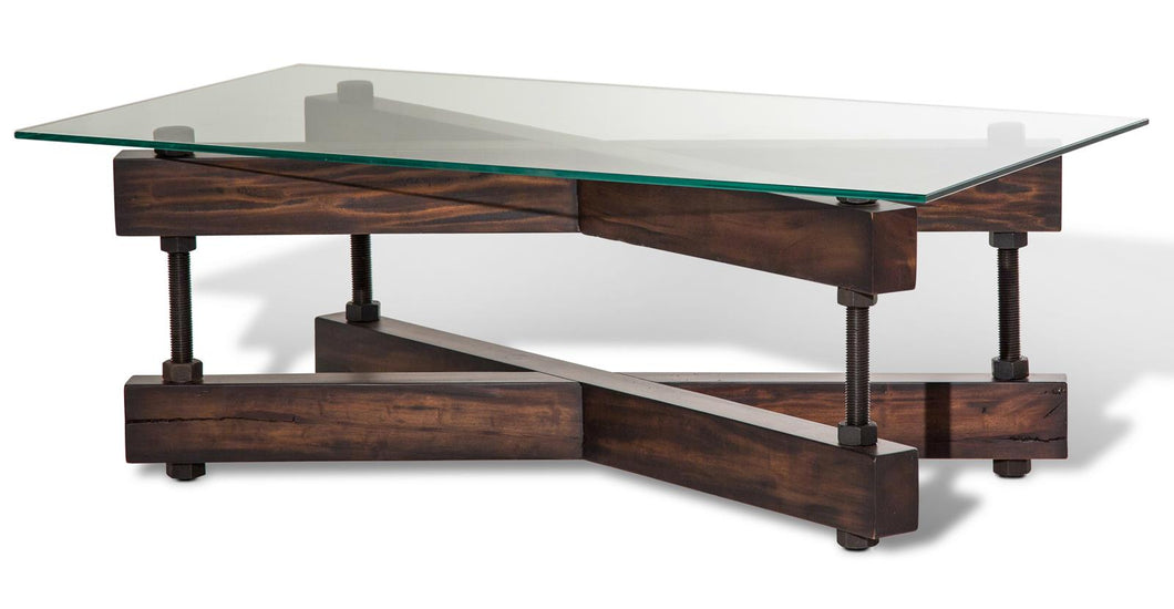 AICO Freestanding Killington Rectangular Cocktail Table FS-KLGTN201 image
