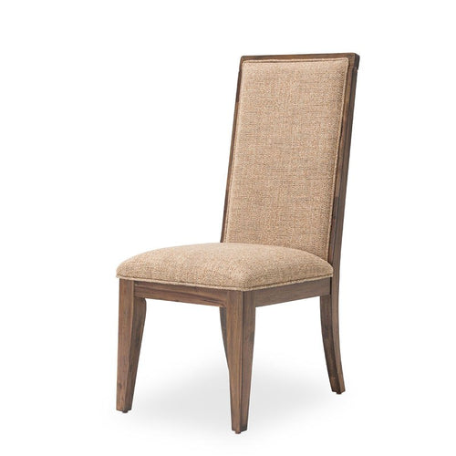 Aico Carrollton Side Chair (Set of 2) in Rustic Ranch KI-CRLN003-407 image