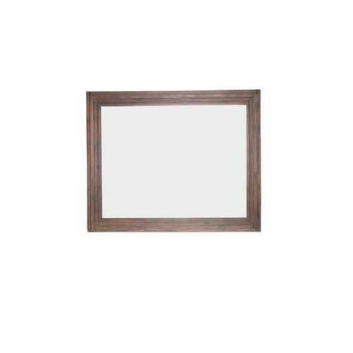 Aico Carrollton Sideboard Mirror in Rustic Ranch KI-CRLN067-407 image
