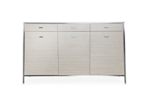AICO Silverlake Village Sideboard in Washed Oak KI-SLVG007-129 image