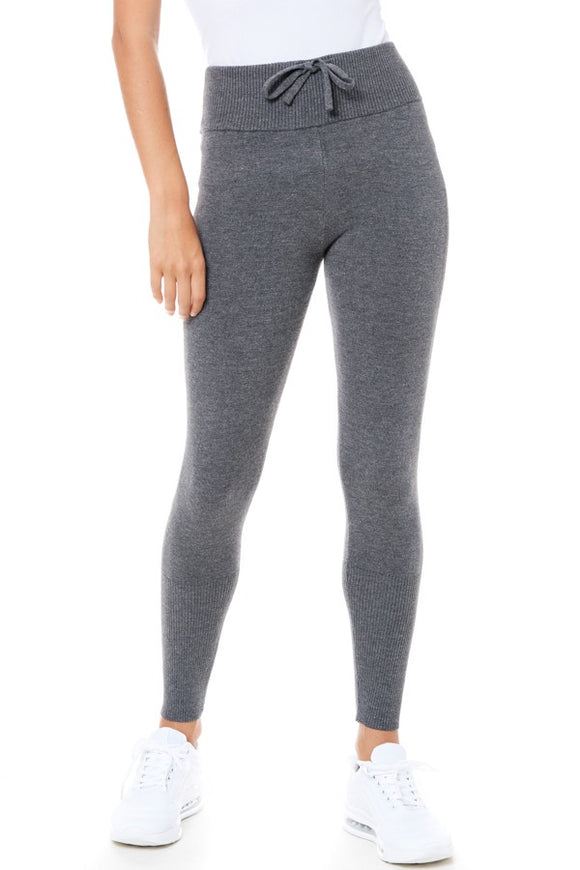 Arya Leggings - Charcoal