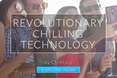 Revolutionary Chilling Technology by ChillnJoy - The Quickest Way to Cool