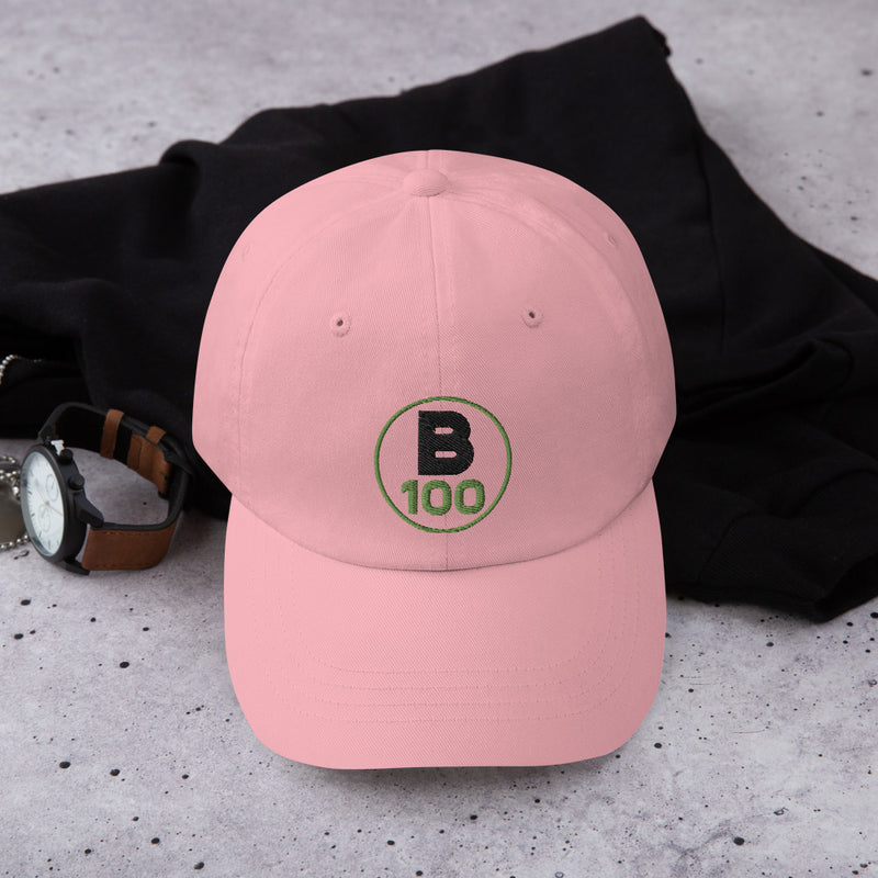 Pink Classic Dad Hat
