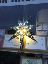 Load image into Gallery viewer, Star lampshade (Recycled)