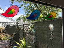 Load image into Gallery viewer, Bird suncatcher (Single)