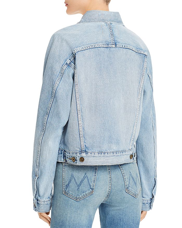 Hayden Raglan Denim Jacket