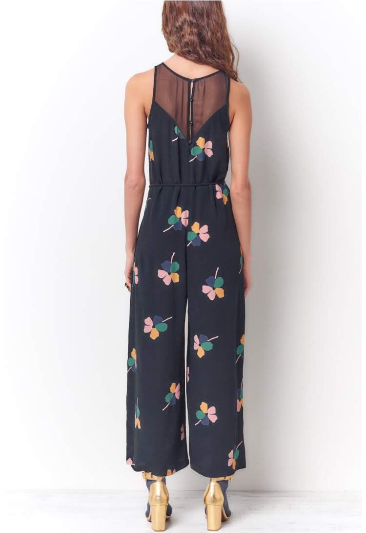 Robbie Jumpsuit in Floral
