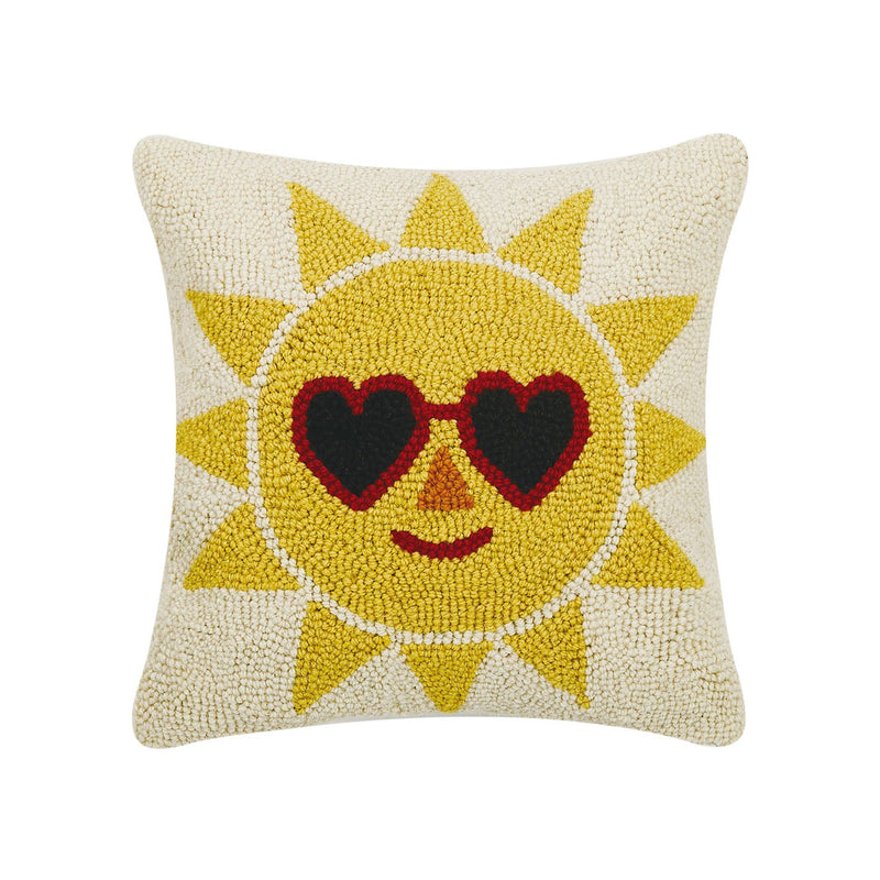Cool Sun Hook Pillow