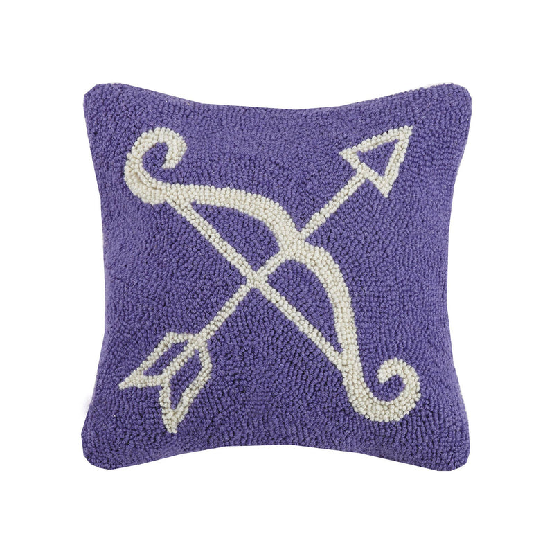 Sagittarius Hook Pillow