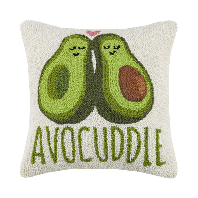 Avocuddle Hook Pillow