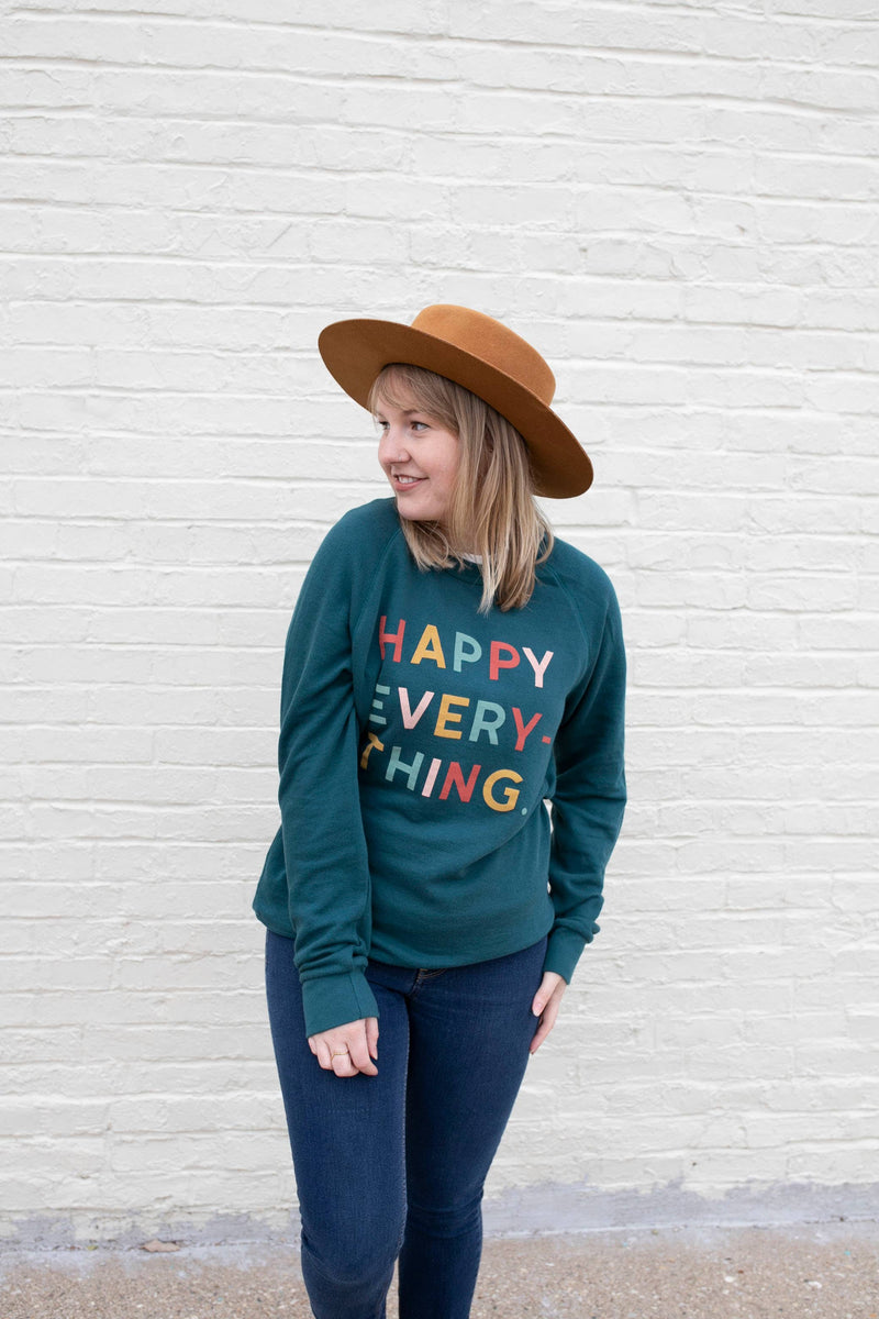 Happy Everything Unisex Sweatshirt