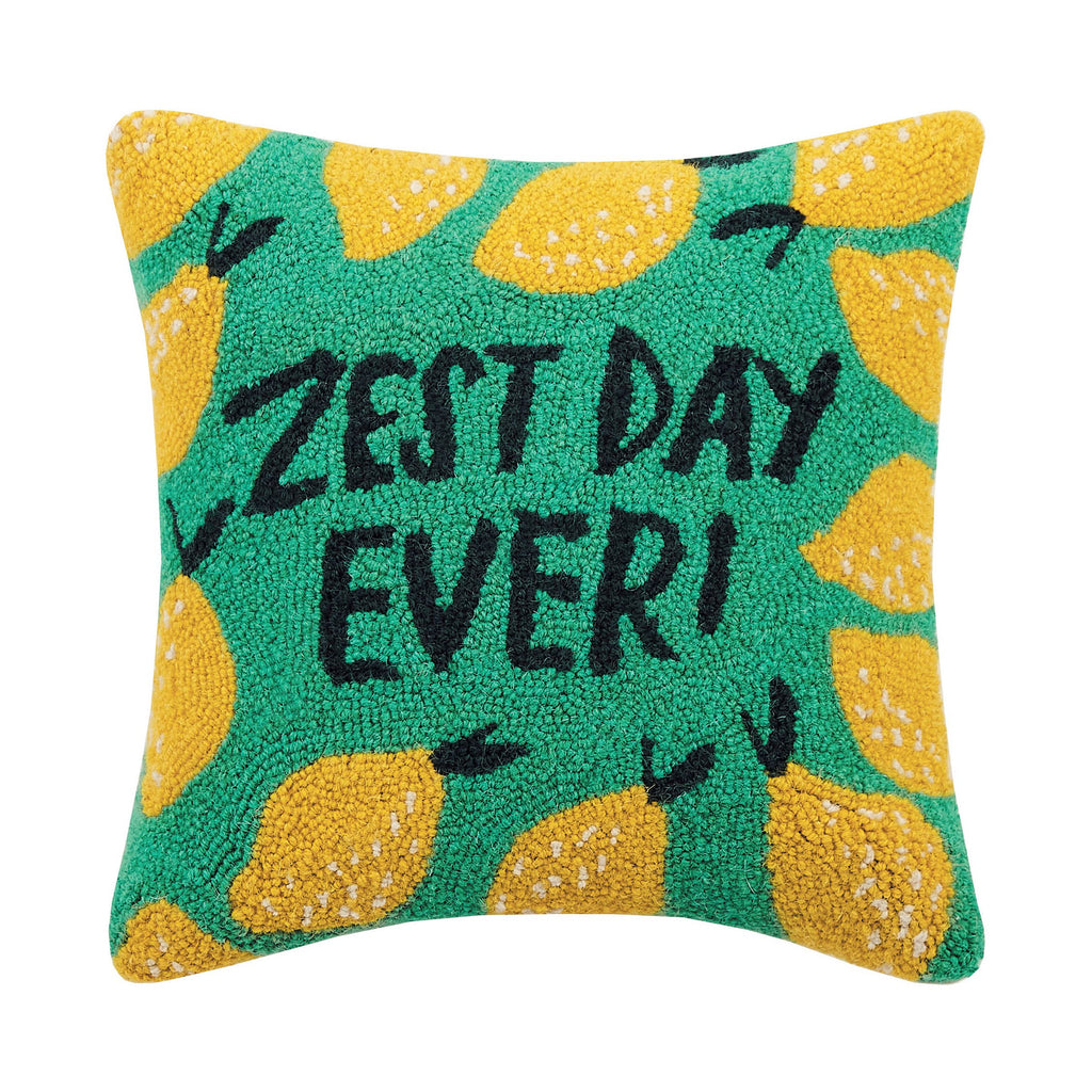 Zest Day Hook Pillow