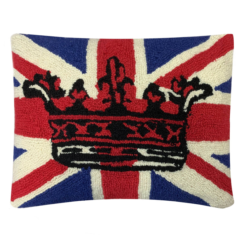 Union Jack Hook Pillow