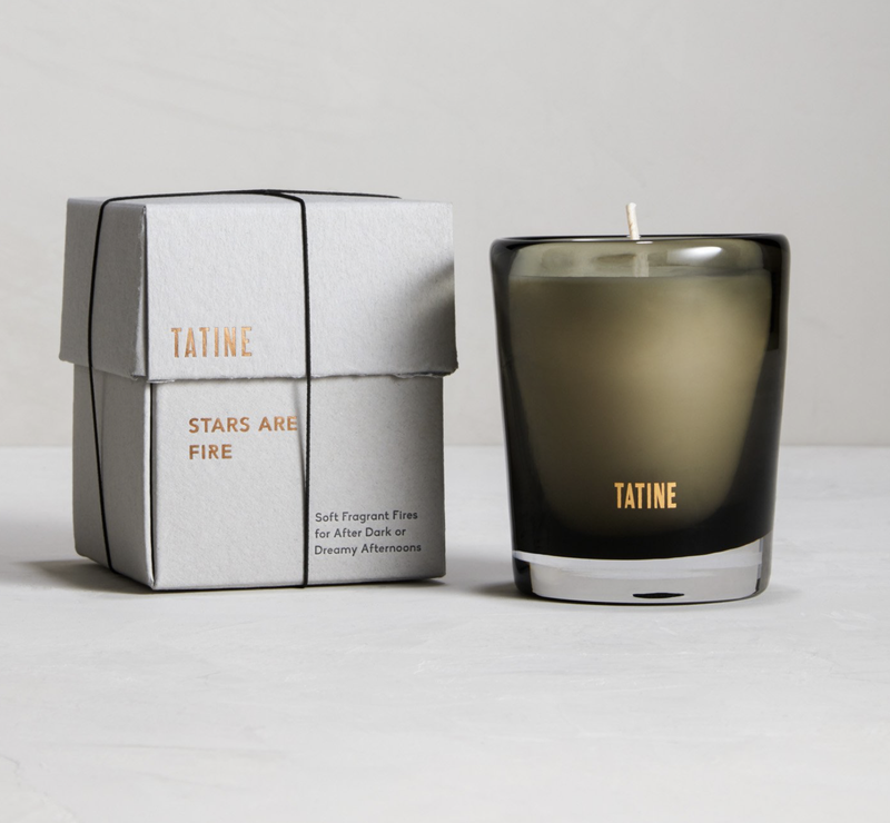 Stars are Fire-- Dream within a Dream Candle