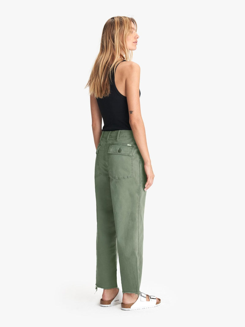 Patch Pocket | Army Green