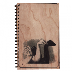Shadow Swan - Wood Journal