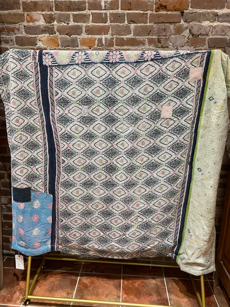 The Clover Kantha