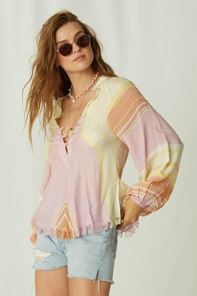 Carnaval Hyacinth Top in Sunet
