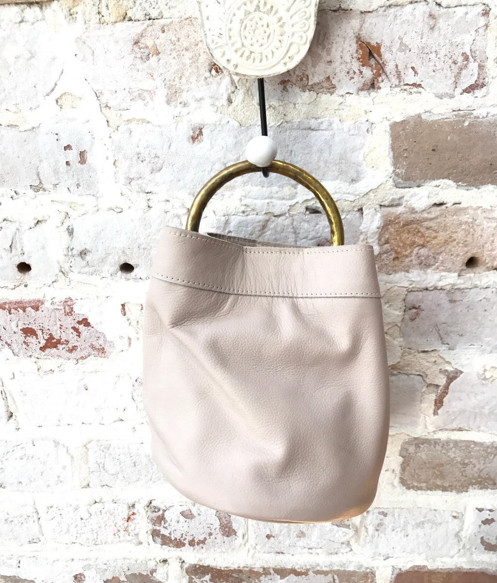 Mini Bucket Bag French Girl Style