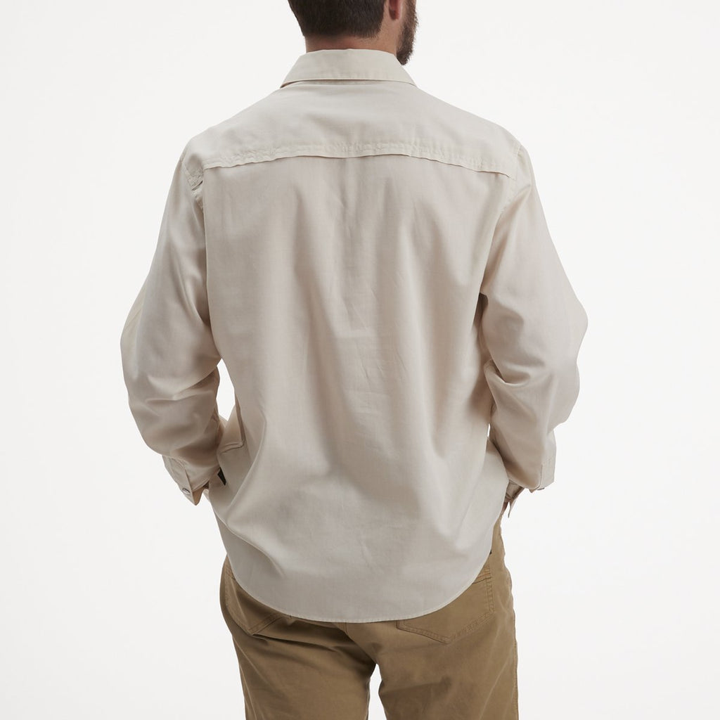 Gaucho Snapshirt - Riverbed Oxford Cottonmouth