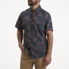 Mansfield Shirt - Gulf Destinations Dark Slate Blue