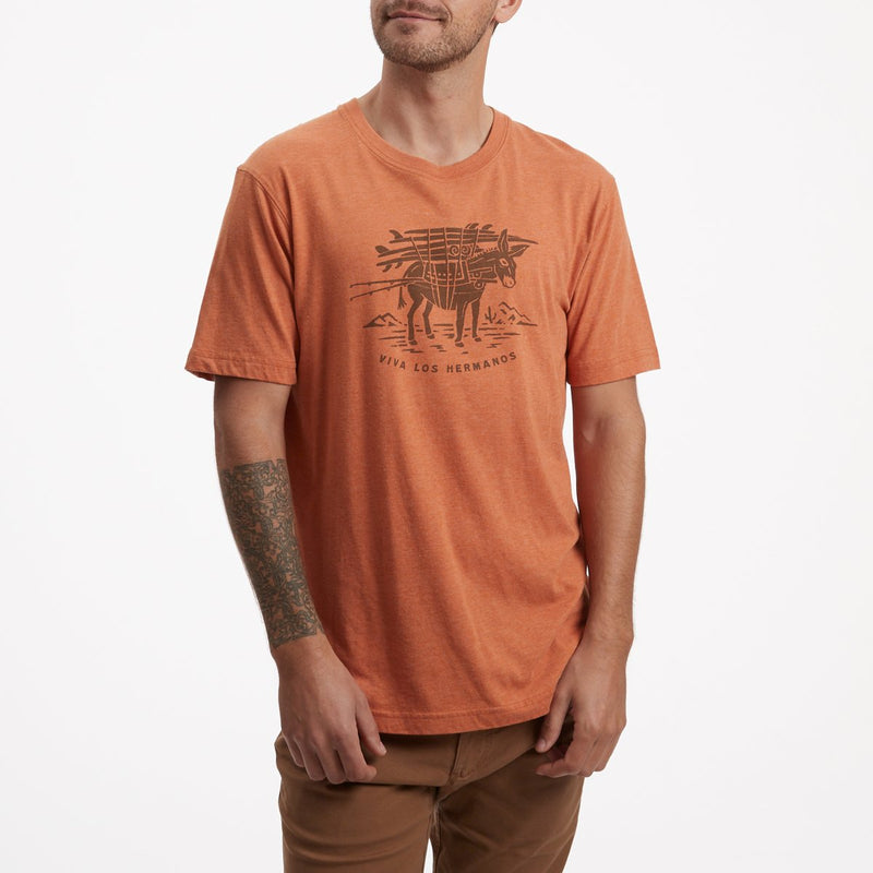Howler Burro Select T - Rust